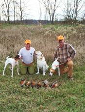 Fall Pheasant Hunt