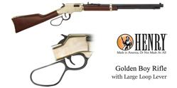 Henry Golden Boy Rifle