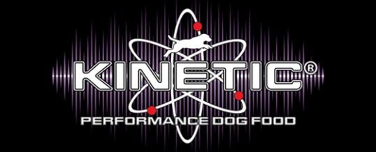 Kinetic Dog Food Signs on as QUGA Sponsor