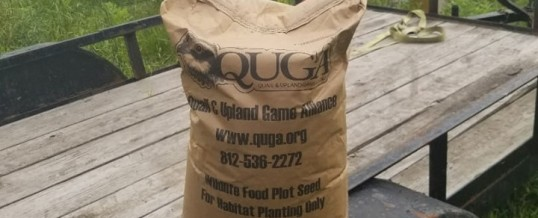 QUGA Food Plot Seed Available
