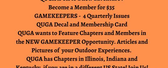 NEW Membership Opportunity